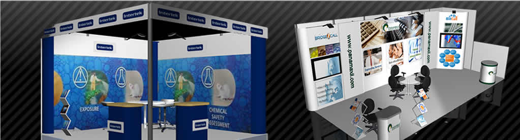 Portable Exhibition Stall : Tejaswi magnetic popup popups pop up system