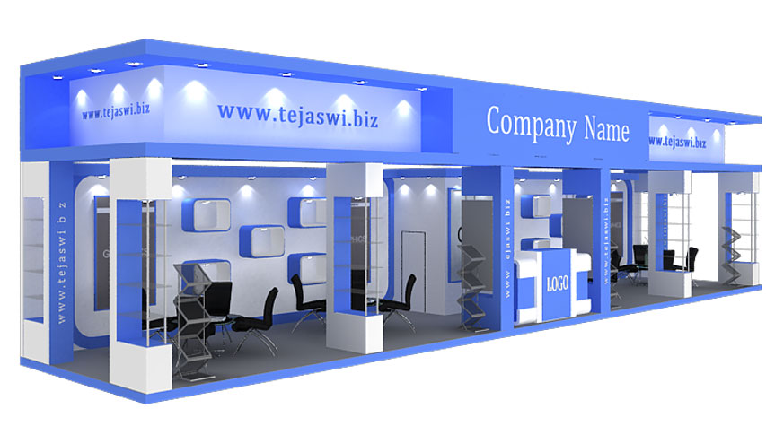 D Exhibition Stall Design : Exhibition stall designer in mumbai india delhi