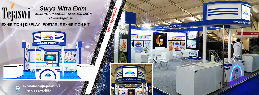 Portable And Reusable Exhibition Kit : Exhibition stand construction gallery stall