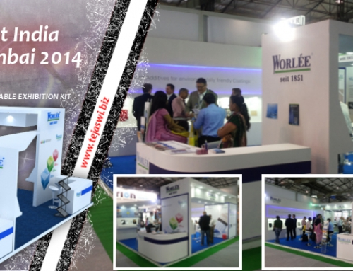 Paint India Exhibition Stall Design & Construction