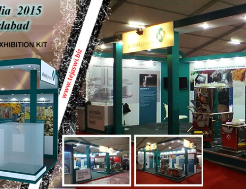 Plastindia Exhibition Stall Design & Construction