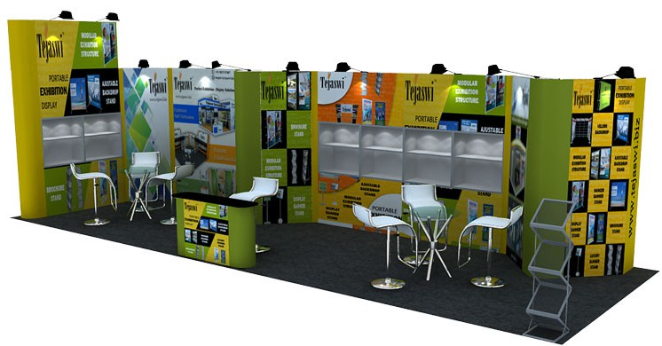 Exhibition Stall Designer Stall Fabricator Mumbai Delhi India