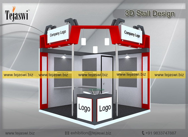 9 square meter exhibition stall design and fabrication ec for 9 square architecture