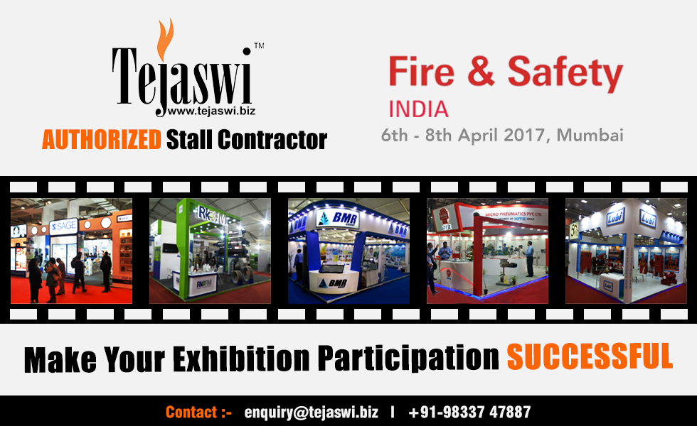 Fire & Safety Exhibition Booth Designer in Mumbai