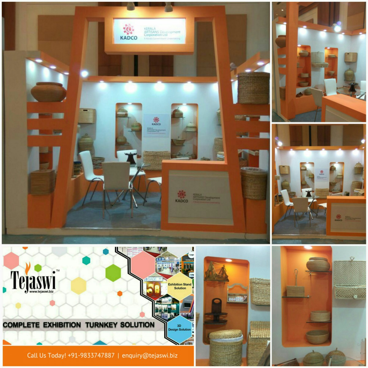 Exhibition Stand Contractor Mumbai