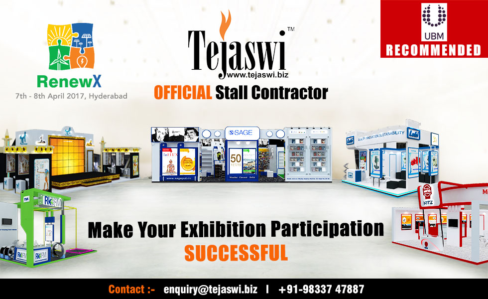 Renewx Official Exhibition Booth Contractor