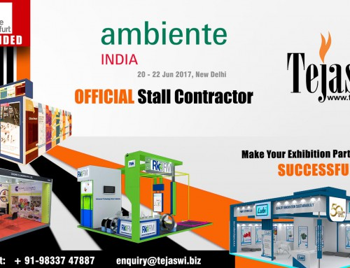 Ambiente India Official Exhibition Stand Designer Delhi