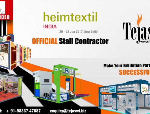 Heimtextil India Official Exhibition Booth Designer Delhi