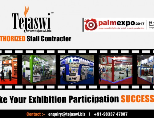 Palmexpo Official Exhibition Booth Designer Mumbai