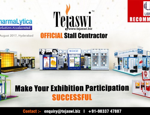 Pharmalytica Official Exhibition Stand Contractor